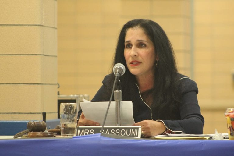 Berkowitz out as school board president, superintendent says no learning loss