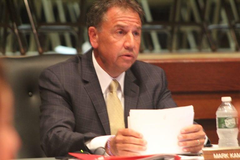 East Williston school board defends district after furor over graduate's speech