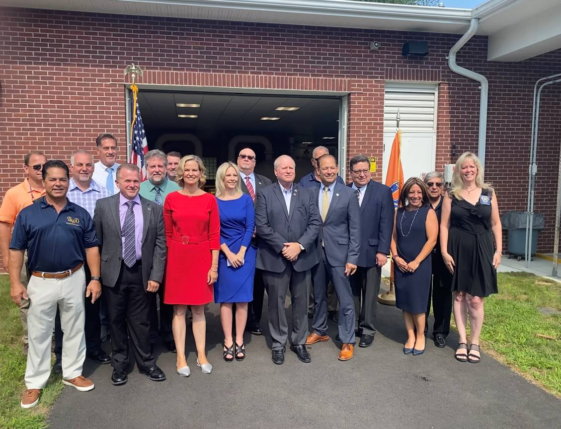 Officials secure grants for water districts throughout Nassau County - Great Neck News - The Island Now