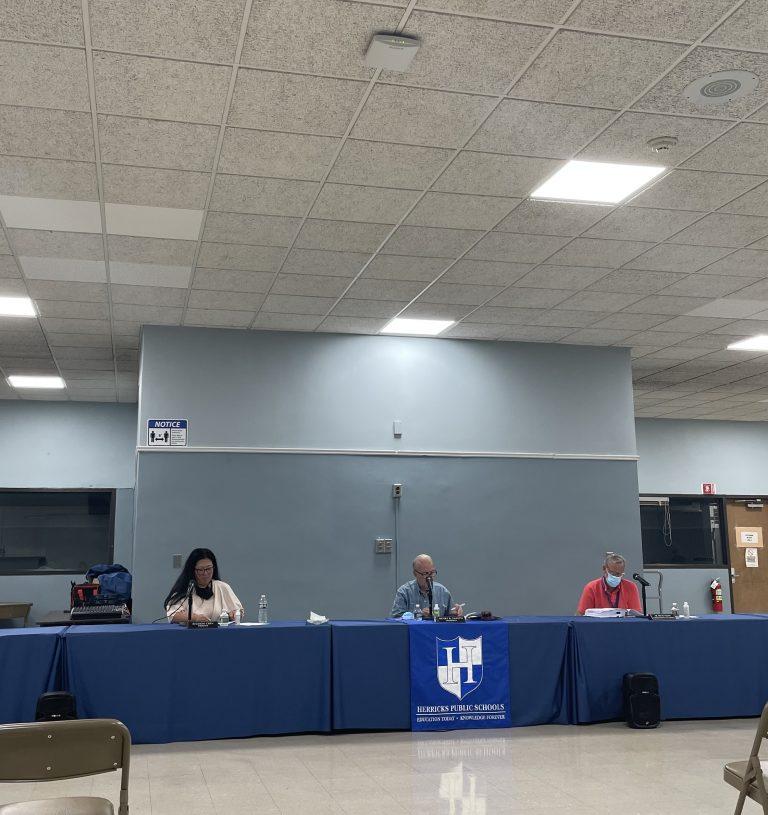 Herricks school board OKs mask mandate