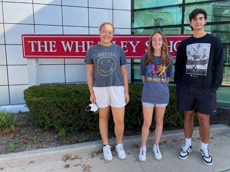 The Wheatley School announces three National Hispanic Scholars