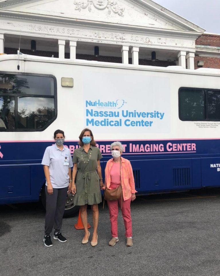 Legislator Ellen W. Birnbaum partners with NuHealth to host breast cancer screenings in Manhasset
