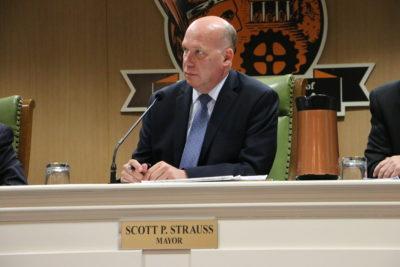 Mineola Mayor Scott Strauss reflects on Sept. 11