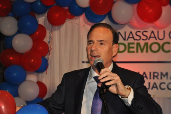 State, Nassau Democratic Committee Chairman Jacobs endorses Gov. Hochul