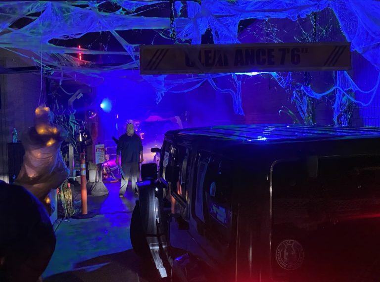 Five Corners Auto Salon 'Tunnel of Terror' to benefit Cohen Children's Medical Center