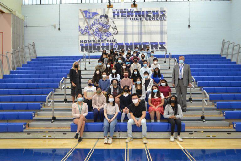 Forty-four National Merit Commendations set new Herricks record