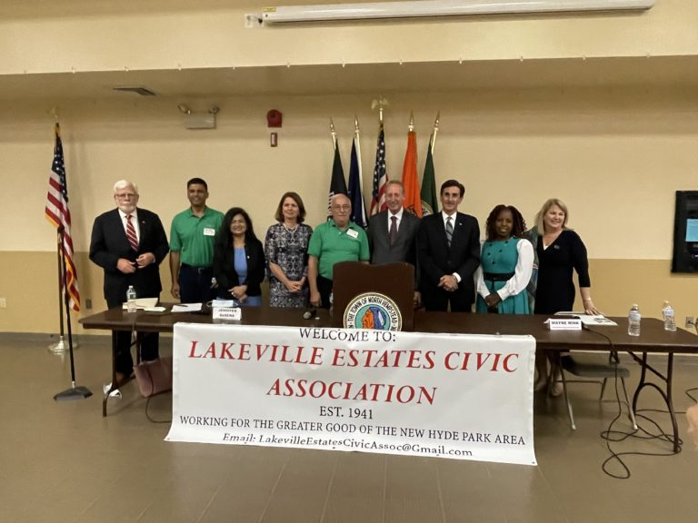 Town officials, challengers offer ideas on future