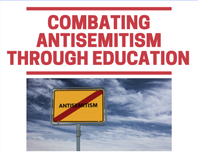 Combating antisemitism through education event in Great Neck